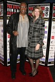 Ayuko Babu Photo - Ayuko Babu and Andrea Harrisonat the Pan African Film Festival Premiere of Layla Culver Plaza Theatre Culver City CA 02-13-09