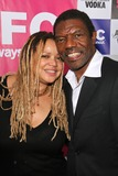 Kasi Lemmons Photo - Kasi Lemmons and Vondie Curtis Hall at the IFC Spirit of Independent Film Party Shutters on the Beach Santa Monica CA 02-23-08