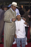 Lil Bow Wow Photo - Steve Harvey and Lil Bow Wow at the 2002 Soul Train Music Awards Los Angeles 03-20-02