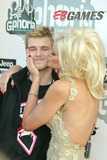 Anna Nicole Smith Photo - Anna Nicole Smith and son Daniel at G-Phoria - The Award Show For Gamers at the Shrine Expostition Center Los Angeles CA 07-31-04