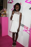 Anna Diop Photo - Anna Diopat JustFab Celebrates the Launch of Ready-To-Wear Sunset Tower West Hollywood CA 04-01-15