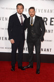 Tom Hardy Photo - Leonardo DiCaprio Tom Hardyat The Revenant Los Angeles Premiere TCL Chinese Theater Hollywood CA 12-16-15