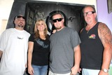 Brandi Passante Photo - Jarrod Schulz Brandi Passante Brandon Sheets Darrell Sheetsat the Grand Opening of Storage Wars Jarrod Schulz and Brandi Passantes new Now and Then Secondhand Store Orange CA 10-08-11