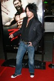 Nikki Sixx Photo - Nikki Sixxat the Los Angeles premiere of 300 Graumans Chinese Theatre Hollywood CA 03-05-07