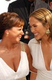 Leah Remini Photo - Leah Remini and Jennifer Lopezarriving at the 2006 NCLR ALMA Awards The Shrine Auditorium Los Angeles CA 05-07-06