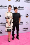 Maia Mitchell Photo - Maia Mitchell Rudy Mancusoat the 2017 Billboard Awards Arrivals T-Mobile Arena Las Vegas NV 05-21-17