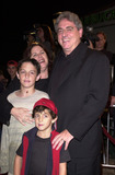 Harold Ramis Photo -  Harold Ramis and family at the premiere of Bedazzled in Westwood 10-17-00