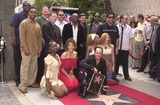 KC and the Sunshine Band Photo - Karry Wayne KC Casey and The Sunshine Band at KC and The Sunshine Band induction ceremony into Hollywoods Walk of Fame Hollywood Blvd CA 08-02-02