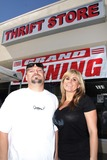 Brandi Passante Photo - Jarrod Schulz Brandi Passanteat the Grand Opening of Storage Wars Jarrod Schulz and Brandi Passantes new Now and Then Secondhand Store Orange CA 10-08-11
