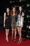 KYLIE KARDASHIAN Photo - Kylie Kardashian Khloe Kardashian Kendall Kardashianat the Kardashian Kollection Launch for Sears The Colony Hollywood CA 08-17-11