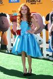 Francesca Capaldi Photo - Francesca Capaldiat The Peanuts Movie Los Angeles Premiere Village Theater Westwood CA 11-01-15