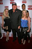 Sunny Lane Photo - Dennis Hof with Sunny Lane and Bunnysat the Girls Gone Wild Magazine Launch Party Area Hollywood CA 04-22-08