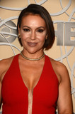 Alyssa Milano Photo - Alyssa Milanoat the HBO Golden Globes After-Party Beverly Hilton Beverly Hills CA 01-08-17