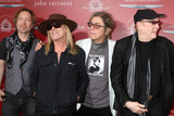 Robin Zander Photo - Robin Zander Tom Petersson Rick Nielsen Daxx Nielsen Cheap Trickat the John Varvatos 13th Annual Stuart House Benefit John Varvatos Store West Hollywood CA 04-17-16
