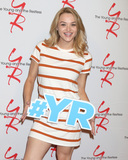 Hunter King Photo - LOS ANGELES - SEP 8  Hunter King at the Young and The Resltless 11000 Show Celebration at the CBS Television City on September 8 2016 in Los Angeles CA