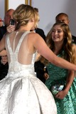 Jennifer Lawrence Photo - LOS ANGELES - NOV 17  Jennifer Lawrence Willow Shields at the The Hunger Games Mockingjay Part 1 Premiere at the Nokia Theater on November 17 2014 in Los Angeles CA