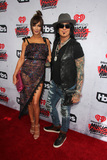 Nikki Sixx Photo - LOS ANGELES - APR 3  Courtney Sixx Nikki Sixx at the iHeart Radio Music Awards 2016 Arrivals at the The Forum on April 3 2016 in Inglewood CA