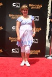 ADA-NICOLE SANGER Photo - Ada-Nicole Sangeraarrives at the Unnatural History Cartoon Network PremiereStephen J Ross Theater Warner Brothers LotBurbank CAJune 12 2010