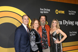 Ari Graynor Photo - LOS ANGELES - MAY 31  David Nevins Melissa Leo Jim Carrey Ari Graynor at the Showtimes Im Dying Up Here Premiere at the Directors Guild of America on May 31 2017 in Los Angeles CA