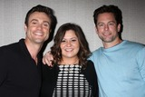 Daniel Goddard Photo - LOS ANGELES - AUG 24  Daniel Goddard Angelica McDaniel Michael Muhney at the Young  Restless Fan Club Dinner at the Universal Sheraton Hotel on August 24 2013 in Los Angeles CA