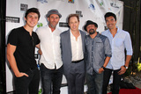 Anthony Dale Photo - LOS ANGELES - JUL 29  Mateus Ward Jamie McShane Raphael Sbarge Lombardo Boyar Ian Anthony Dale at the A Concrete River Premiere at the Laemmle NoHo 7 on July 29 2015 in North Hollywood CA