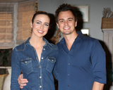Darin Brooks Photo - LOS ANGELES - AUG 14  Ashleigh Brewer Darin Brooks at the Bold and Beautiful Fan Event Friday at the CBS Television City on August 14 2015 in Los Angeles CA