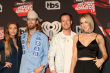 Brian Kelley Photo - LOS ANGELES - MAR 5  Brittney Marie Cole Brian Kelley Tyler Hubbard Hayley Stommel at the 2017 iHeart Music Awards at Forum on March 5 2017 in Los Angeles CA