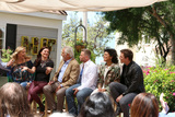 Darin Brooks Photo - LOS ANGELES - APR 14  Mark Steines Katherine Kelly Lang Heather Tom John McCook Jacob Young Karla Mosley Darin Brooks at the Home and Family Celebrates Bold and Beautifuls 30 Years at Universal Studios Back Lot on April 14 2017 in Los Angeles CA