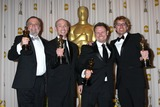 Andrew Jones Photo - (L-R) Joe Letteri Stephen Rosenbaum Richard Baneham and Andrew Jones winners of Best Visual Effects for Avatarin the Press Room of the 82nd Academy AwardsKodak TheaterLos Angeles CAMarch 7 2010