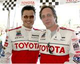 Antonio Sabato Jr Photo - Antonio Sabato Jr William FichtnerToyota Grand Prix ProCeleb RaceLong Beach CAApril 8 2006