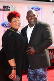 Tamela Mann Photo - LOS ANGELES - JUN 29  Tamela Mann David Mann at the 2014 BET Awards - Arrivals at the Nokia Theater at LA Live on June 29 2014 in Los Angeles CA