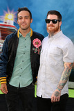Andy Hurley Photo - LOS ANGELES - JUL 9  Pete Wentz Andy Hurley at the Ghostbusters Premiere at the TCL Chinese Theater IMAX on July 9 2016 in Los Angeles CA