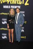 Anna Camp Photo - LOS ANGELES - MAY 9  Anna Camp Skylar Astin at the Pitch Perfect 2 World Premiere at the Nokia Theater on May 9 2015 in Los Angeles CA
