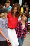 Presley Gerber Photo - Presley Gerber Cindy Crawford  And Kaya Gerberat the West Coast Debut of Alexs Lemonade Stand to benefit childrens cancer researchMademe Tussauds HollywoodLos Angeles CAJune 12 2010