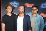 Andrew Lawrence Photo - LOS ANGELES - JUN 23  Matthew Lawrence Joe Lawrence Andrew Lawrence at the 100th DCOM Adventures In Babysitting LA Premiere Screening at the Directors Guild of America on June 23 2016 in Los Angeles CA
