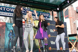 Dove Cameron Photo - LOS ANGELES - OCT 17  Sofia Carson Dove Cameron Booboo Stewart at the Stars of Descendants Personal Appearance at the Downtown Disney on October 17 2015 in Anaheim CA