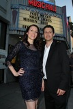 Andy Hirsch Photo - LOS ANGELES - AUG 15  Kate Connor Andy Hirsch at the Fort McCoy Premiere at Music Hall Theater on August 15 2014 in Beverly Hills CA