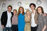 Clare Bowen Photo - LOS ANGELES - MAR 9  L-R) Actor Charles Esten Actress Hayden Panettiere Actress Connie Britton Actress Clare Bowen Actor Sam Palladio and Actor Jonathan Jackson arrives at the  Nashville PaleyFEST Event at the Saban Theater on March 9 2013 in Los Angeles CA