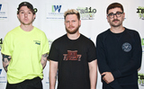 Alt J Photo - BALA CYNWYD PA USA - APRIL 20 English Alternative Rock Band alt-J Visit Radio 1045s Performance Theatre on April 20 2017 in Bala Cynwyd Pennsylvania United States (Photo by Paul J FroggattFamousPix)