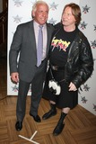 Ric Flair Photo - New York NY 03-31-2009Ric Flair Roddy PiperWWE Celebrates its 25th Anniversary of Wrestlemania at a press conference at the Hard Rock Cafe on BroadwayDigital photo by Maggie Wilson-PHOTOlinknet