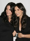 Demi Moore Photo - Photo by REWestcomstarmaxinccom2008101408Courteney Cox and Demi Moore at Glamour Reel Moments(Los Angeles CA)