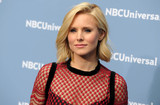 Kristen Bell Photo - Photo by Dennis Van TinestarmaxinccomSTAR MAX2016ALL RIGHTS RESERVEDTelephoneFax (212) 995-119651616Kristen Bell at The 2016 NBCUniversal Upfront(NYC)