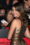 Sarah Hyland Photo - Photo by REWestcomstarmaxinccom2013ALL RIGHTS RESERVEDTelephoneFax (212) 995-1196111813Sarah Hyland at the premiere of The Hunger Games Catching Fire(Los Angeles CA)