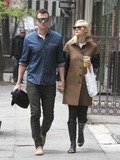 Jaime King Photo - May 6 2013 Newly pregant Jaime King and Kyle Newman spotted out and about in New York CityKGC-125starmaxinccom