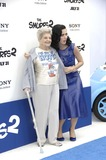 Ann Hudson Photo - Ann Hudson and Katy Perry during the premier of the new movie from Columbia Pictures and Sony Pictures Animation THE SMURFS 2 held at the Regency Village Theater on July 28 2013 in Los AngelesPhoto Michael Germana Star Max