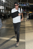 Armie Hammer Photo - Photo by gotpapstarmaxinccomSTAR MAX2017ALL RIGHTS RESERVEDTelephoneFax (212) 995-11962817Armie Hammer is seen at LAX Airport(Los Angeles CA)