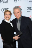 Annette Benning Photo - Photo by gotpapstarmaxinccomSTAR MAX2016ALL RIGHTS RESERVEDTelephoneFax (212) 995-1196111016Annette Benning and Warren Beatty at The AFI FEST 2016 premiere of Rules Dont Apply(Los Angeles CA)