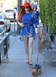 Phoebe Price Photo - Photo by gotpapstarmaxinccomSTAR MAXCopyright 2017ALL RIGHTS RESERVEDTelephoneFax (212) 995-119633117Phoebe Price is seen in Los Angeles CA