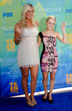 Bethany Hamilton Photo - UNIVERSAL CITY CA - AUGUST 7 Surfer Bethany Hamilton and Atress AnnaSophia Robb attend FOXs Teen Choice Awards 2011 on August 7 2011  in Universal City California  (Albert L OrtegaImageCollectcom)