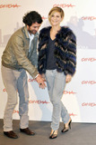 Marina Fois Photo - Actor Romain Duris has fun with actress Marina Fois poses at the photo call for The Big Picture (original title Lhomme qui voulait vivre sa vie) during the 5th International Rome Film Festival Rome ITA 110410